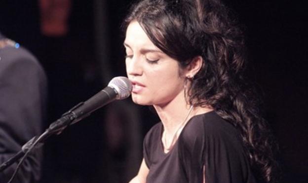 Francesca Romana nel live «Vermiglio Tour».