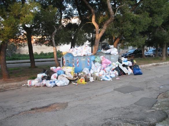 Nuova ordinanza per lo smaltimento rifiuti.